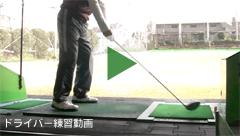 ドライバー練習動画(2009/12/30)