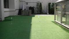 シチズンプラザパッティング練習場