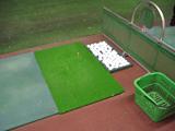 公和ゴルフセンターの打席