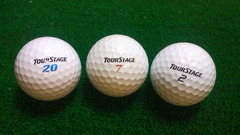 3種類のボール