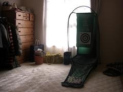 自宅練習場