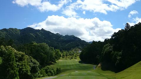 双鈴ゴルフクラブ関コース11番ホール