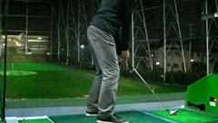 向原ゴルフセンター(20091126)