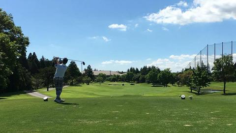 阿見ゴルフクラブ(2016年5月12日)