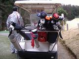そうぶファミリーゴルフ(乗用リモコンカート)