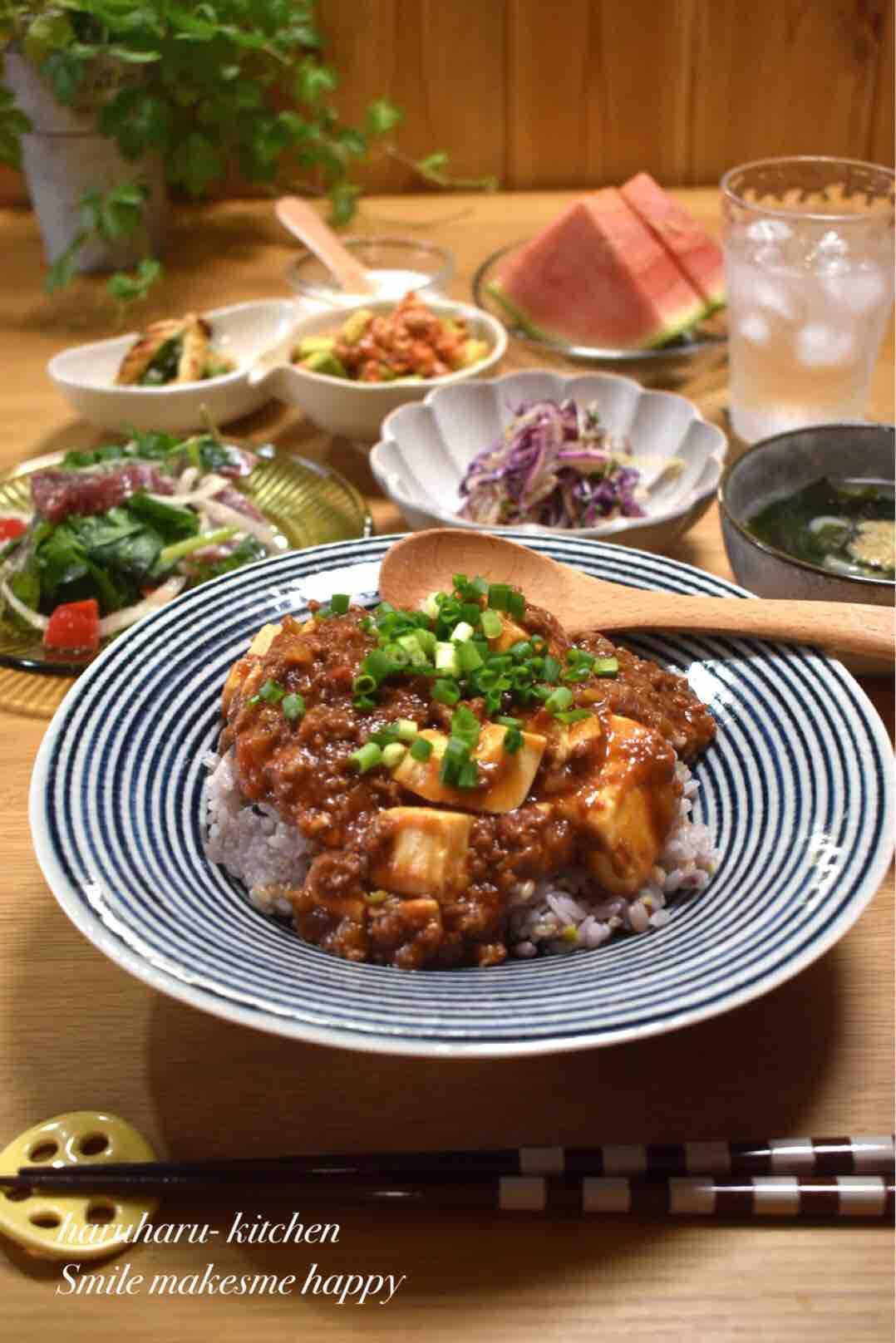 麻 婆 豆腐 レシピ 子供
