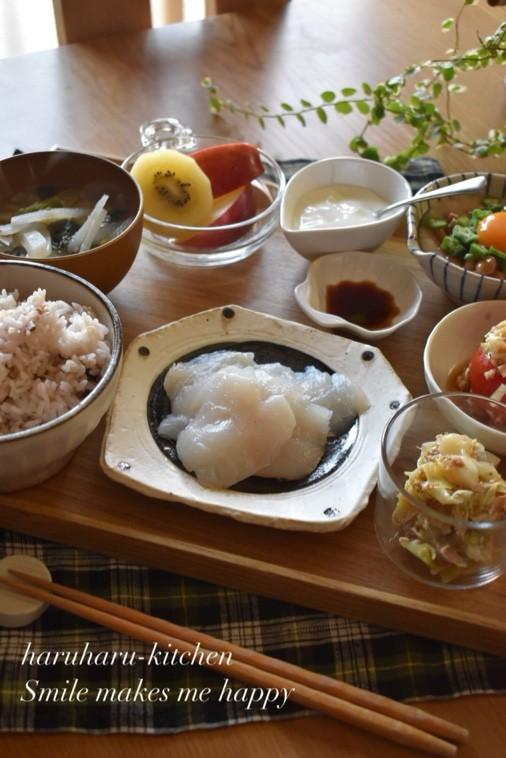 【レシピ】野菜を美味しく食べよう〜!キャベツのツナ和え✳ トマトの葱ダレ✳ 簡単副菜\u2026朝ごはんと晩ごはん。幸せを感じた瞬間。