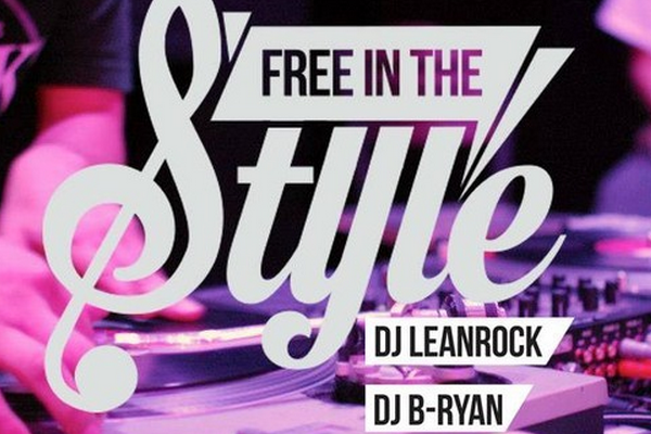 Free In The Style - (Dj Lean Rock & Dj B Ryan