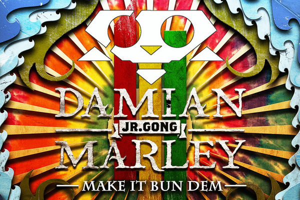 Skrillex  - Make It Bun Dem