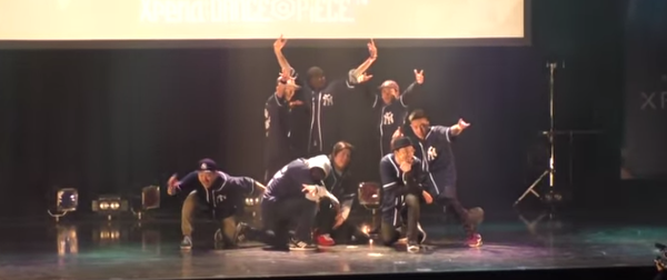 FOUNDNATION [DANCE@PIECE 2014]