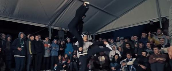 Action Man vs Top Nine   World BBoy Classic Russia   CIS 2015