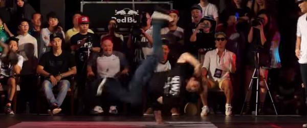 bboy Kill dope set   BombJam Korea Final 2015