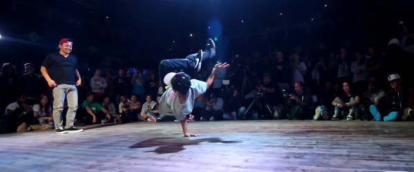 b boy thesis vs toshiki The world's best bboys compete for the ultimate title of red bull bc one world champion head here for the number one source of all things bboying.