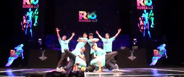 Found Nation Performance @ R16 Korea 2012