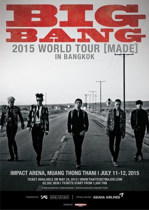 BIGBANG-Bangkok