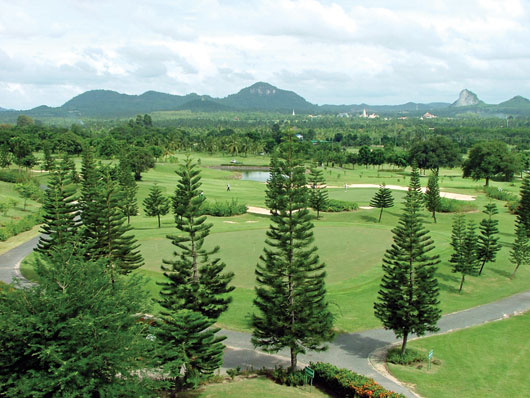 Phoenix Golf & Country Club Pattaya
