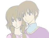 テルーとアレン