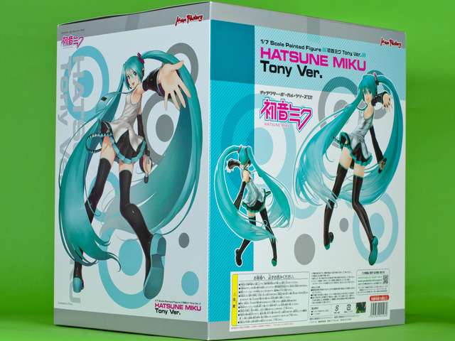 MAX Tonyミク パッケージ2