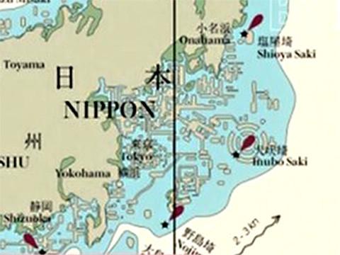 はいふり関東地図