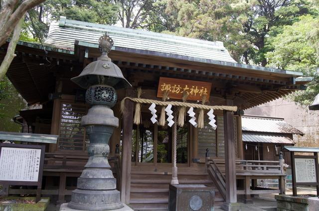 諏訪大神社(汐入)05