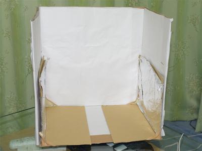 使用撮影ボックス