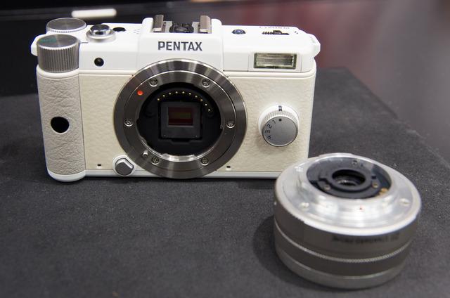 PENTAX Q 3