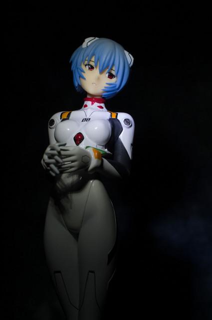 綾波レイ プラグスーツVER 22