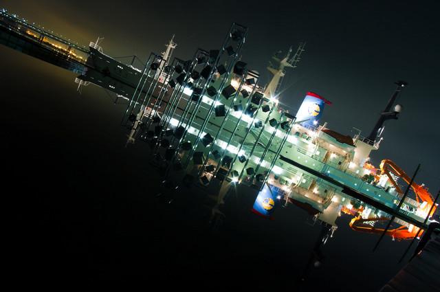 豊洲&晴海埠頭夜景06