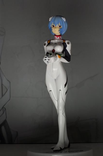 綾波レイ プラグスーツVER 02