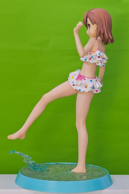 御坂美琴-ビーチサイド- 回転3