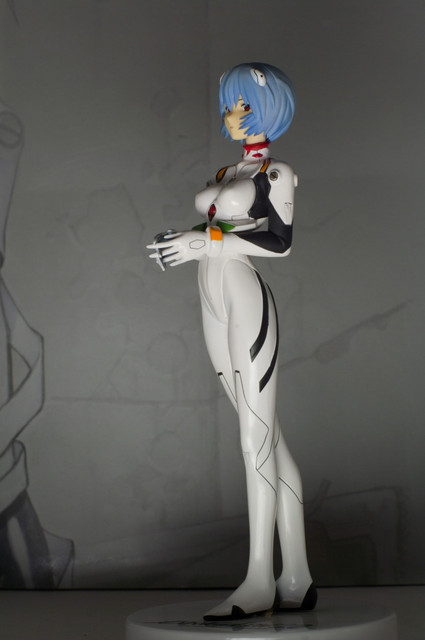 綾波レイ プラグスーツVER 01