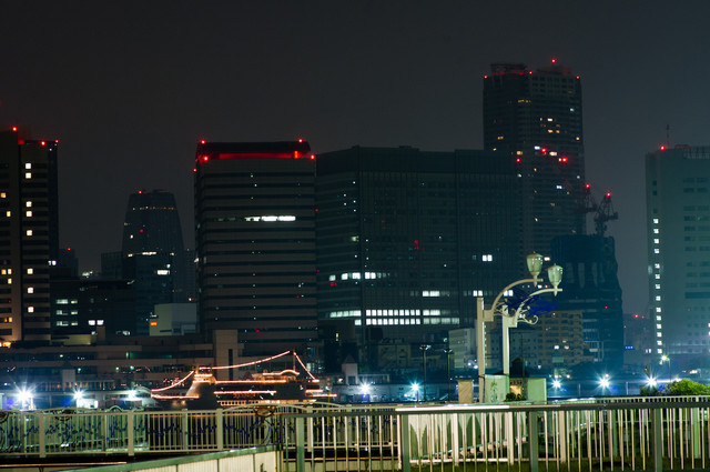 豊洲&晴海埠頭夜景11
