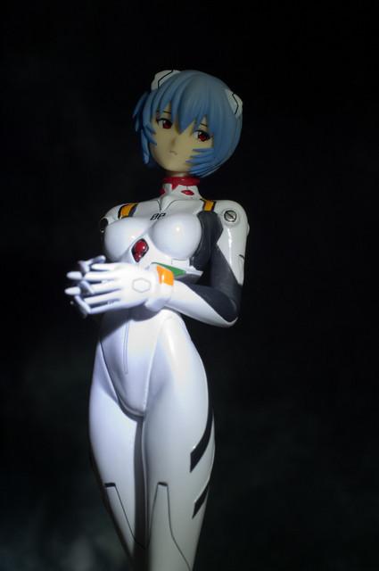 綾波レイ プラグスーツVER 21