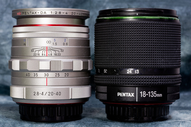 Pentax 20-40mm Limited 10
