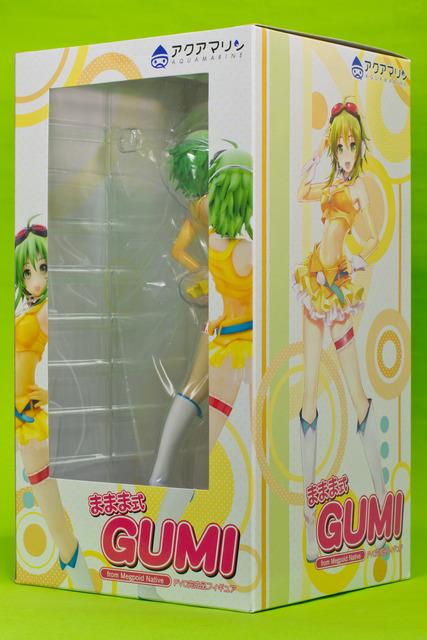 アクアマリン ままま式GUMI パッケージ2