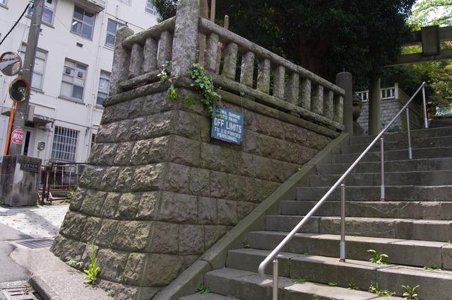 諏訪大神社(汐入)02