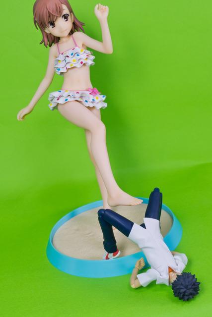 御坂美琴-ビーチサイド- 27