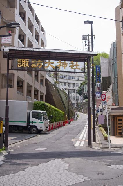 諏訪大神社(汐入)01