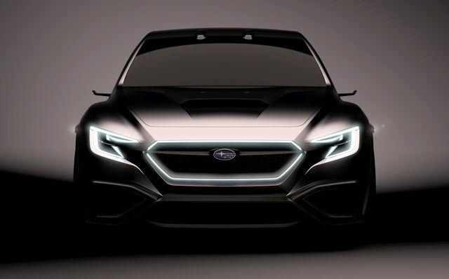スバル、自動運転見据えたスポーツセダン「ヴィジヴ パフォーマンス コンセプト」 試作車出品へ