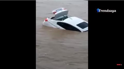 「BMWなんてダサくて乗れねーよ!」19歳少年、親から貰ったBMW車を川に沈没させるwwww