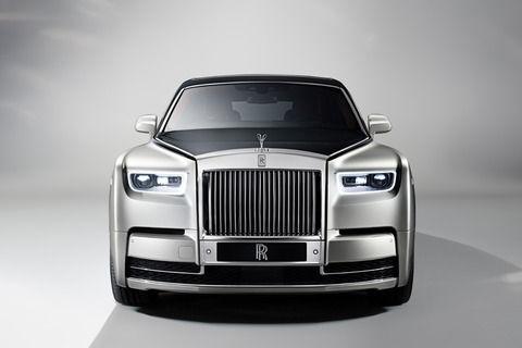 市販されてる車で1番の高級車ってロールスロイスのファントムってことでいいの?
