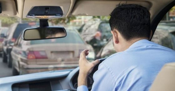 煽り運転って多いけど車に乗ると凶暴化するの?