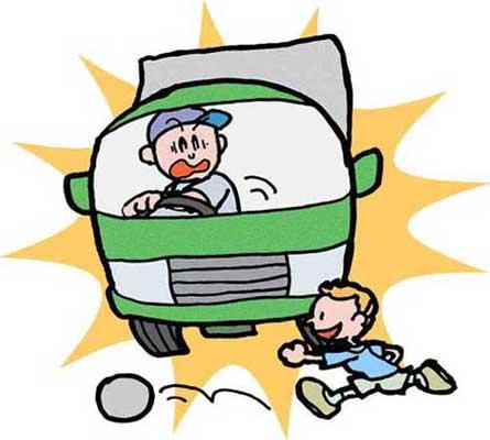 車運転してたら子供が家から飛び出してきたんやが・・・・
