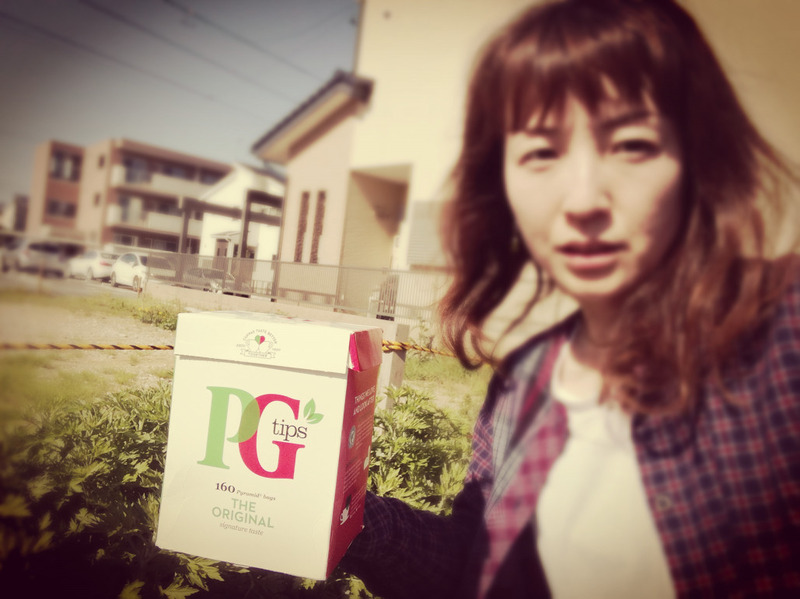 PG Tips 紅茶