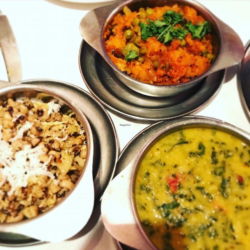 ロンドンの食事はマズくない! オススメスポット②南インド料理「RASA N16」