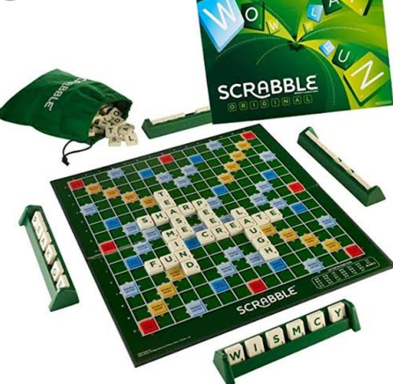 Scrabble・スクラブル