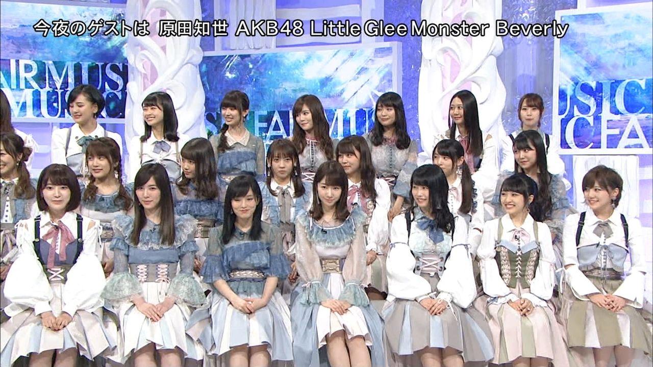 MUSIC FAIR】AKB48「願いごとの...