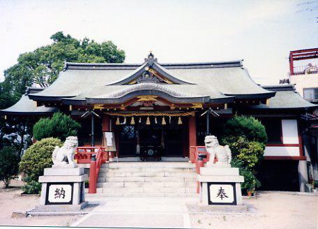 常磐船神社