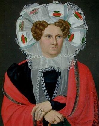 Frederikke_Brun_1818