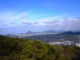 金毘羅山からの風景